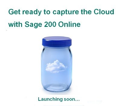 Get ready to capture the Cloud with Sage 200 Online