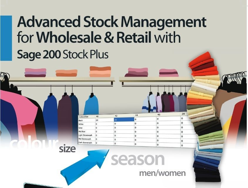 Sage 200 October Add-on of the Month – Stock Plus