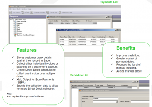 Sage 200 Add-on of the month – Direct Debit Collection Module