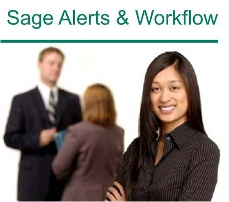 Sage 300 Add-on of the month – Sage Alerts & Workflow