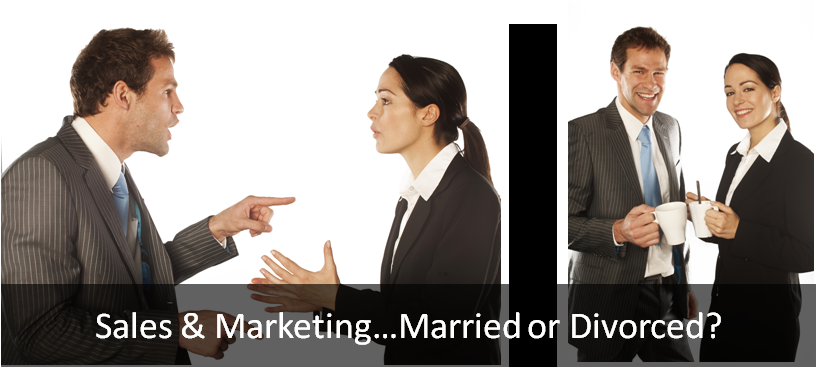Sales and Marketing…Married or Divorced?